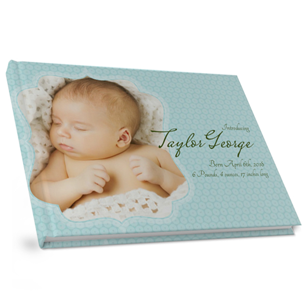 Image showcasing our Printable Cover Photobook Front Cover